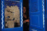 MARETTIMO. LA BOTTEGA CERAMICA DI MASSIMO PIRONI, NINA  - Marettimo (6414 clic)