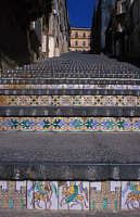 SCALINATA MONUMENTALE CALTAGIRONE alfio Garozzo