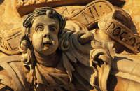 S. GIORGIO, PARTICOLARE DELLA FACCIATA  - Modica (3017 clic)
