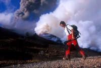 ERUZIONE 2001  - Etna (2478 clic)