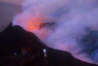ERUZIONE 2001  - Etna (2314 clic)