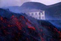 ERUZIONE 2001  - Etna (2426 clic)