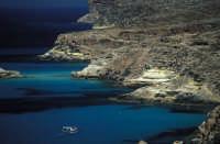 UNA VEDUTA DI BAIA DEI CONIGLI  - Lampedusa (4039 clic)