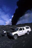 ERUZIONE 2001  - Etna (6692 clic)