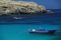 UNA VEDUTA DI CALA PISANA  - Lampedusa (9803 clic)
