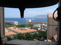 Il Duomo. Panorama dalla torre campanaria  - Messina (3835 clic)