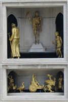 Il duomo di Messina, particolare del campanile animato  - Messina (4163 clic)