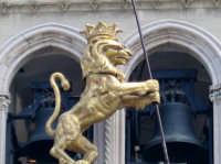 Il duomo di Messina, particolare del campanile animato  - Messina (3422 clic)