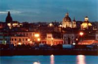 Notturno di Catania dal Porto  - Catania (2567 clic)