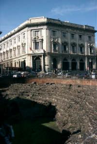 Anfiteatro romano  - Catania (3103 clic)