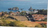 Veduta dell'Isola Lachea e dei Faraglioni  - Aci trezza (2366 clic)