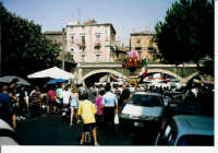 Archi della Marina e Candelora di S'Agata  - Catania (2729 clic)