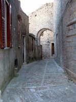 erice: vicolo  - Erice (2002 clic)