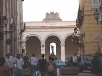 A' Chiazza (Piazza del Pesce)  - Trapani (2590 clic)