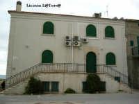 Retro della casa dove si gira la fiction del Commissario Montalbano  - Punta secca (6741 clic)