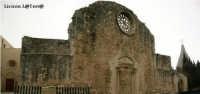 Panoramica della Chiesa di S. Giovanni alle Catacombe con alle spalle il Santuario della Madonnina delle Lacrime. L'antico e il moderno  - Siracusa (1915 clic)