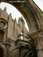 Particolare del prospetto sud della Chiesa di S. Giovanni alle Catacombe  - Siracusa (1691 clic)