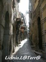 Vicoli d'Ortigia Via Scinà  - Siracusa (2054 clic)