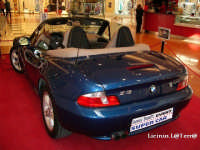 BMW Z3 Roadster (Evento 007 James Bond - Centro Commerciale Auchan Siracusa)  - Siracusa (3811 clic)