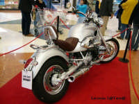 BMW Custom 1200(Evento 007 James Bond - Centro Commerciale Auchan Siracusa)  - Siracusa (5153 clic)
