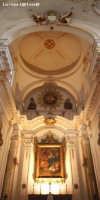 Particolare dell'altare e della cupola della Chiesa di S. Maria della Concezione in Ortigia  - Siracusa (2202 clic)