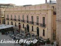 Palazzo Arezzo della Targia, Piazza Duomo in Ortigia  - Siracusa (7806 clic)