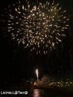 Incendio sul mare  - Cava d'aliga (2924 clic)