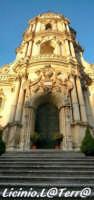 Particolare del Duomo di S. Giorgio  - Modica (2459 clic)