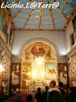 Interno Chiesa dell'Immacolata  - Priolo gargallo (4822 clic)