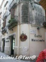 Lo storico Caffè Marciante in Via S. Landolina  - Siracusa (1597 clic)