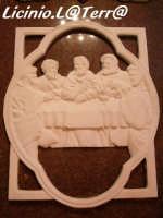 Particolare dell'interno della Chiesa di S. Michele Arcangelo  - Priolo gargallo (2887 clic)