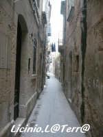 Vicoli d'Ortigia Vicolo II° alla Giudecca, nel quartiere della Giudecca, Iureca in Siracusano  - Siracusa (2961 clic)
