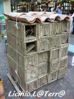 Le vecchie arnie per la produzione del Miele, chiamate in dialetto fascetri, coloro che le realizzavano erano i mastri fascitrari  - Sortino (6453 clic)