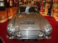 Aston Martin DB5 (Evento 007 James Bond - Centro Commerciale Auchan Siracusa)  - Siracusa (3195 clic)