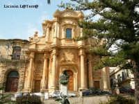 Chiesa di S. Domenico, opera del Siracusano Rosario Gagliardi  - Noto (3513 clic)