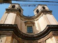La facciata della Chiesa di Montevergini  - Noto (2784 clic)