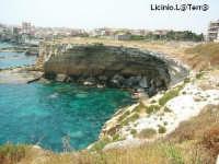 La costa dei Cappuccini, la famosa Rutta e ciauli - Grotta delle ciavole  - Siracusa (8195 clic)