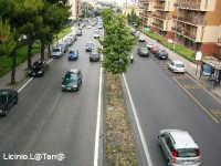Circonvallazione di Catania, Viale A. Doria nei pressi della Cittadella Universitaria.  - Catania (2806 clic)