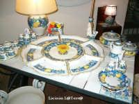 La ceramica di Caltagirone in esposizione in un negozio artigianale  - Caltagirone (2210 clic)