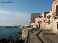 Il Lungomare di Levante di Ortigia con il Castello Maniace sullo sfondo  - Siracusa (2764 clic)