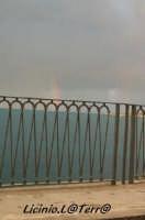 L'arcobaleno dal Lungomare di Levante  - Siracusa (1801 clic)