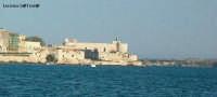 Il Castello Maniace visto dal Porto Grande  - Siracusa (4121 clic)