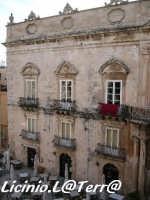 Particolare del Palazzo Beneventano del Bosco  - Siracusa (2613 clic)