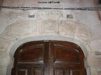 Particolare del decoro di un Portone in Via Alagona in Ortigia  - Siracusa (2258 clic)