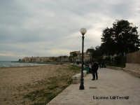 Veduta dal lungomare  - Sampieri (2942 clic)