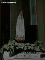 La statua della Madonna di Fatima in visita ad Augusta, prima del suo arrivo in Vaticano da Papa Benedetto XVI°  - Augusta (5258 clic)