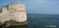 Forte S. Giovannello, parte delle fortificazioni spagnole, in rapporto con il mare  - Siracusa (2052 clic)