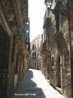 Vicoli d'Ortigia Via Alagona nel quartiere della Giudecca in Ortigia  - Siracusa (5516 clic)