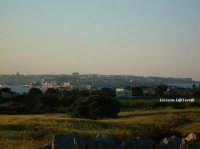 Splendido panorama di Siracusa dalla zona Isola  - Siracusa (4481 clic)
