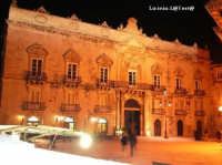 Ortigia culla del Mediterraneo Palazzo Beneventano in notturna sito in Piazza Duomo in Ortigia  - Siracusa (2345 clic)